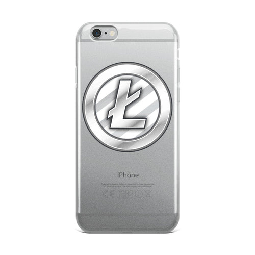 Litecoin iPhone Case