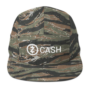 Zcash Five Panel Hat