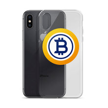 Bitcoin Gold iPhone Case