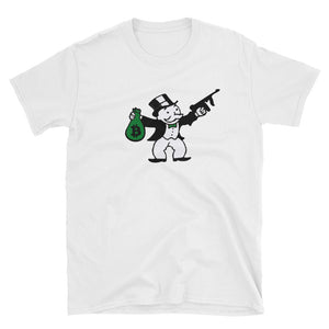 Bitcoin Tommy Gun Shirt