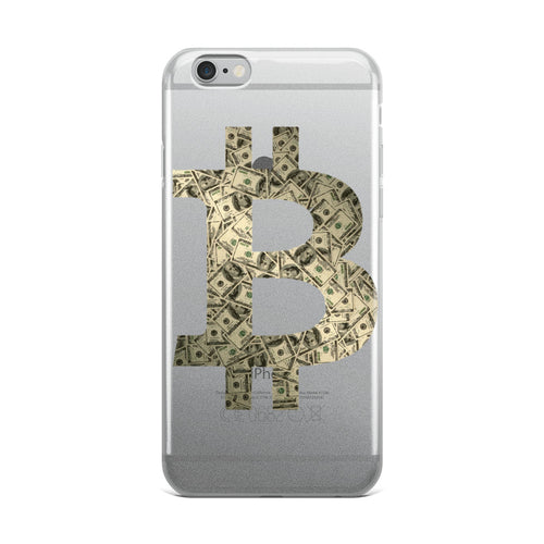Bitcoin FIAT Logo iPhone Case