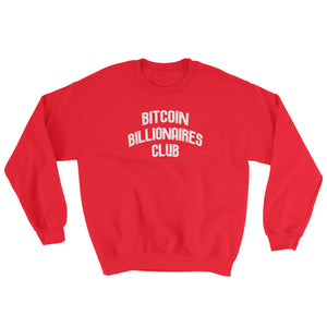Bitcoin Billionaires Club - Colored Sweatshirt