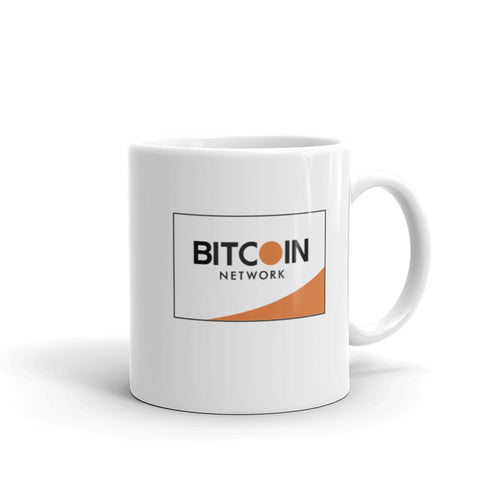Bitcoin Network Coffee Mug