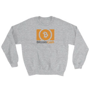 Bitcoin Cash - Logo Sweatshirt