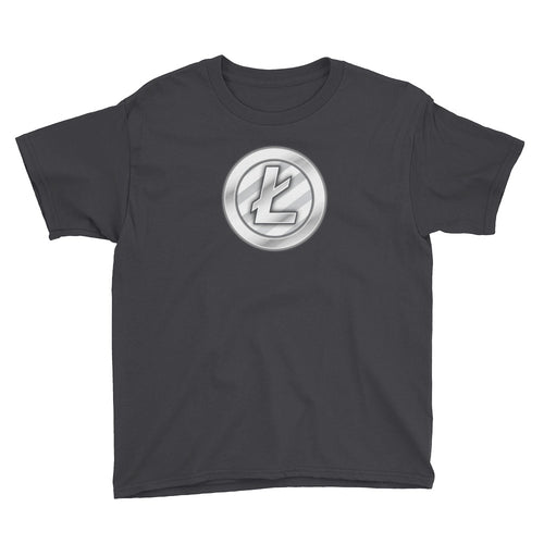Litecoin - Youth Shirt