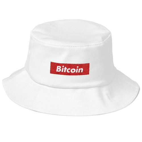 Bitcoin Bucket Hat