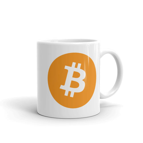 Bitcoin - Logo Coffee Mug