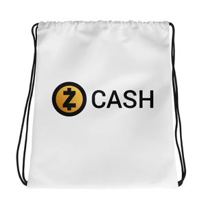 Zcash Drawstring Bag