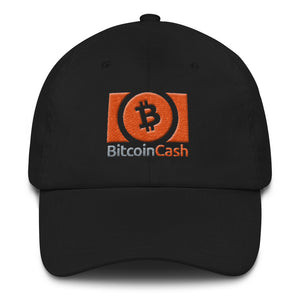 Bitcoin Cash - Logo Hat