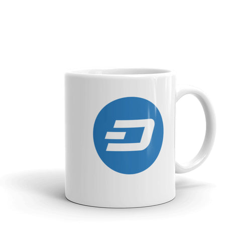 DASH - Logo Coffee Mug