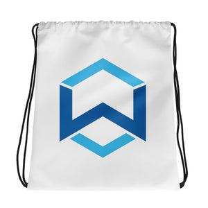 Wanchain Drawstring Bag