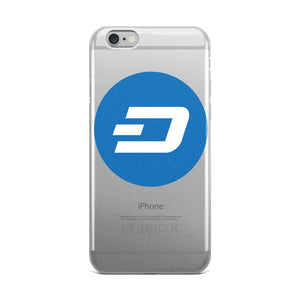 DASH iPhone Case