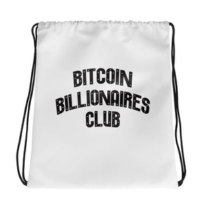 Bitcoin Billionaires Club - Drawstring Bag