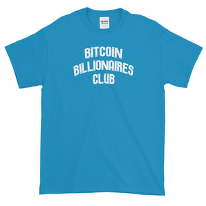 Bitcoin Billionaires Club - Colored Tee