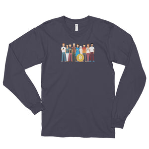 Bitcoin Community Long Sleeve