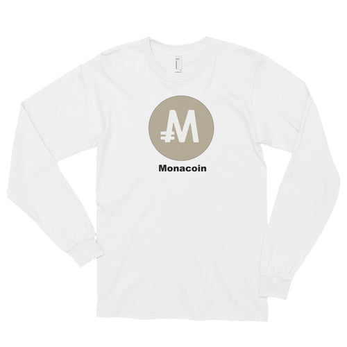 Monacoin Long Sleeve