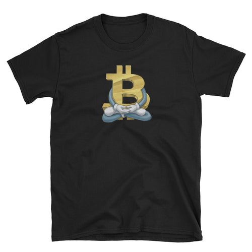 Bitcoin Yoga Shirt
