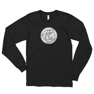 Litecoin - Logo Long Sleeve