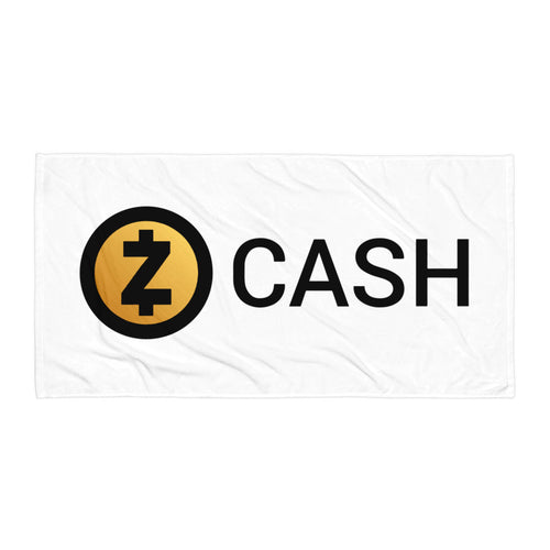 Zcash Towel
