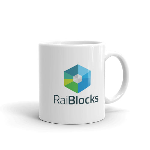 Rai Blocks - Logo Coffee Mug