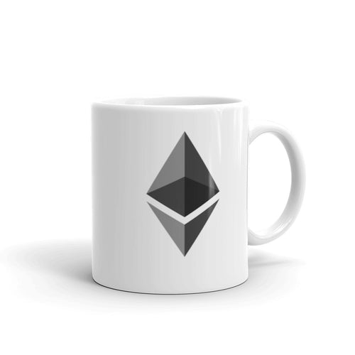 Ethereum - Logo Coffee Mug