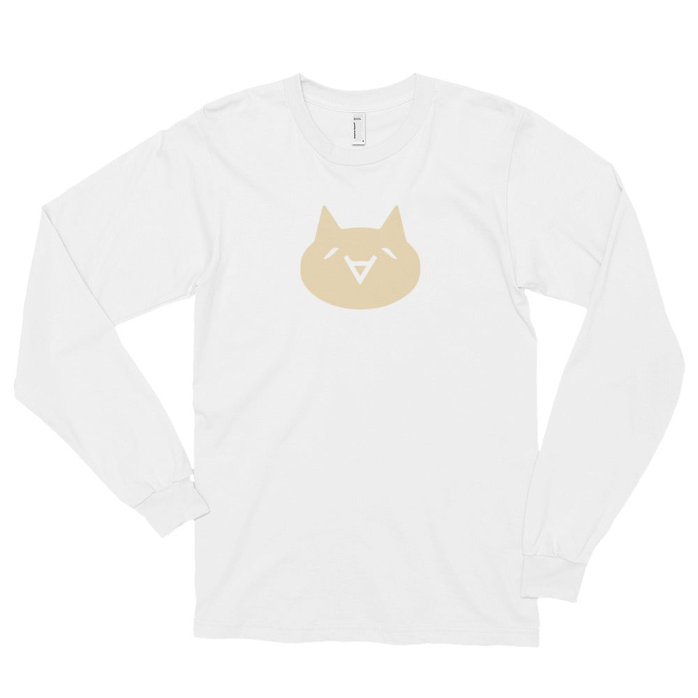 Monacoin Long Sleeve Shirt