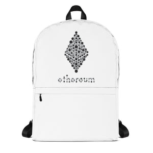 Ethereum 3D Backpack