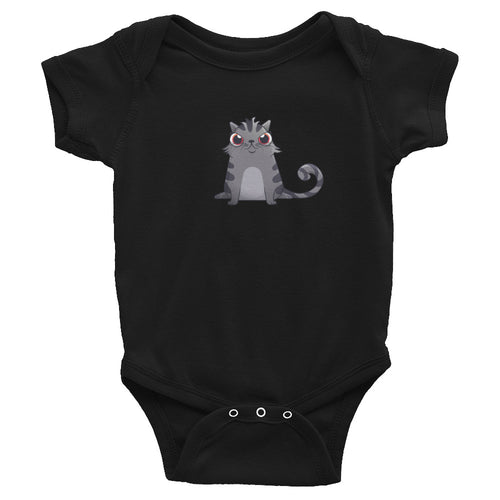 Crypto Kitty Baby Bodysuit