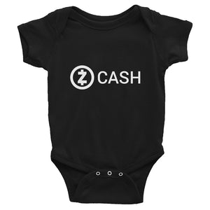 Zcash Baby Bodysuit