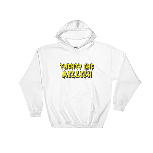Bitcoin Twenty One Million Hoodie