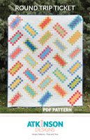 Round Trip Ticket PDF Pattern