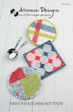 Krista's Kitchen Hot Pad Pattern
