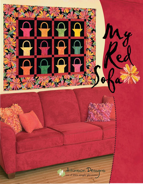 My Red Sofa Book