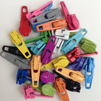 Zipper Pulls - Candy Color Mix