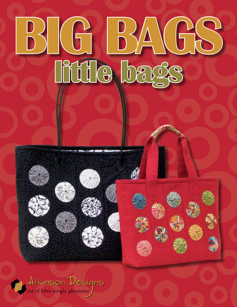 Big Bags Little Bags Book