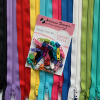 Candy Color Zipper Kit