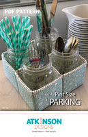 Pint-Size Parking PDF Pattern