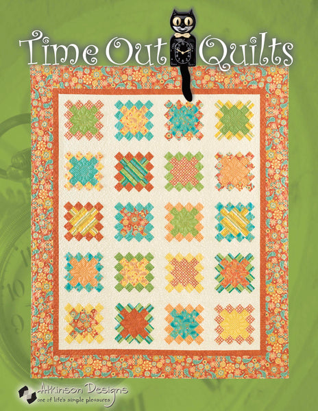 Time Out Quilts Book