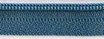 "Bristol Blue 14"" Zipper"