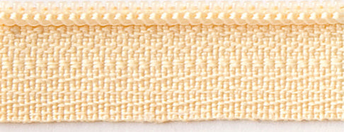 "Buttercream 14"" Zipper"