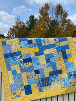 Yellow Brick Road Quilt