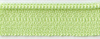 "Key Lime Pie 14"" Zipper"