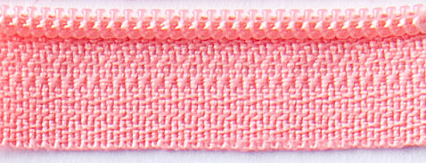 "Pink Frosting 14"" Zipper"