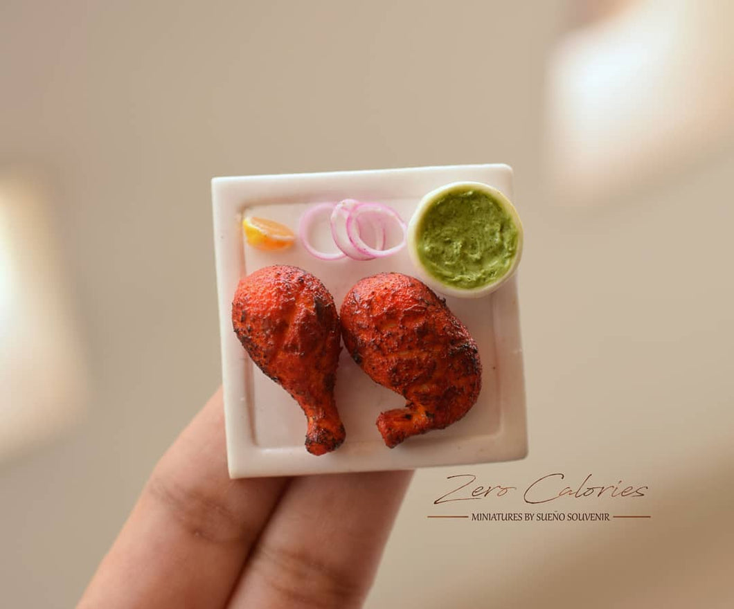 Tandoori Chicken Miniature