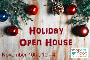 Join us for our Holiday Season Open House