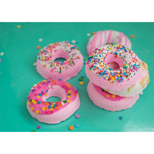 Feeling Smitten - Assorted Donut Bath Bombs Limited Edition