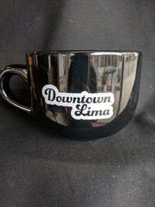 Downtown Lima Ceramic Mug