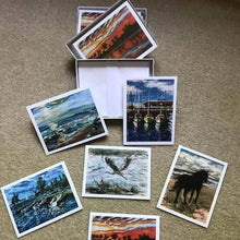 Rhonda Hager note cards, set of 6