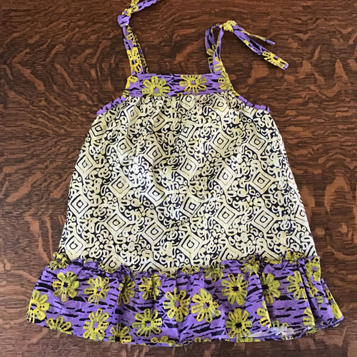 Children's sun dress or romper, handmade in Uganda, fair trade