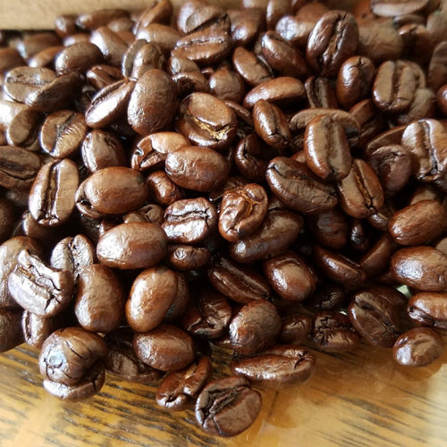 1 pound of gourmet coffee - whole bean or ground